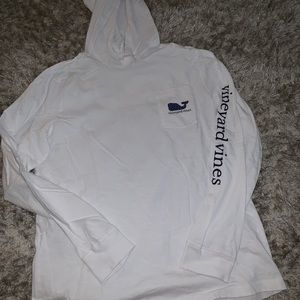 Vineyard vines hoodie long sleeve T-shirt style